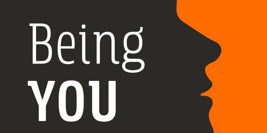 Being You - Book Cover